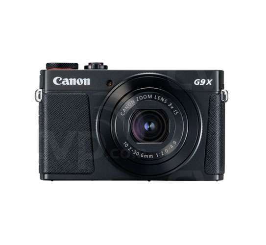 Canon PowerShot G9 X Mark II Camera - Black (p/n