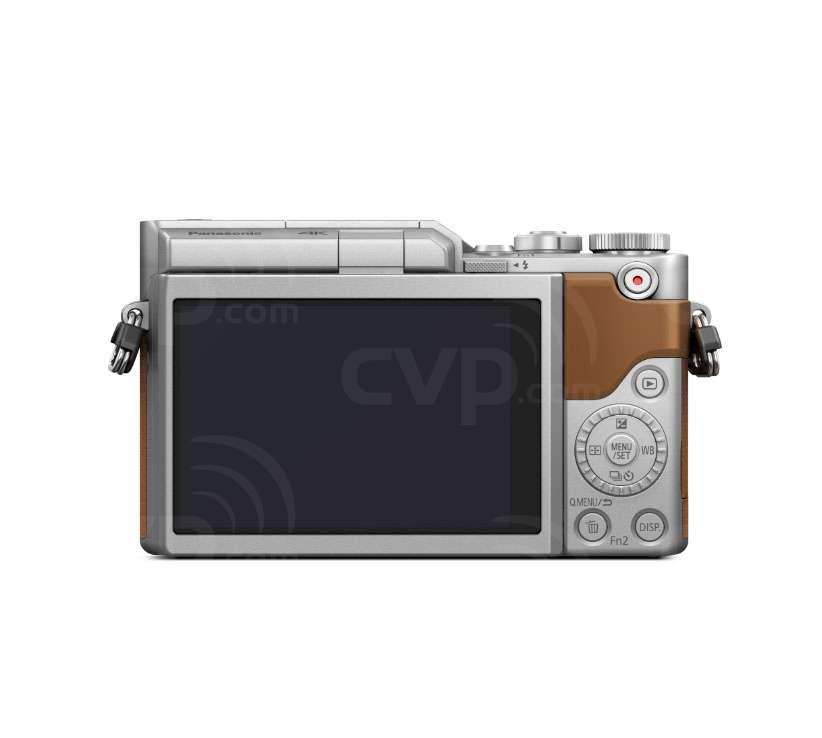 Panasonic Lumix G Compact Camera DC-GX800 - Brown (p/n DC-GX800KEBT)