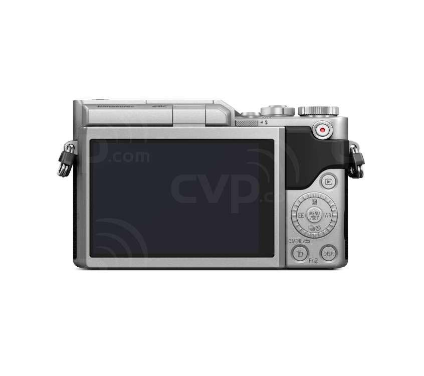 Panasonic Lumix G Compact Camera DC-GX800 - Silver (p/n DC-GX800KEBS)