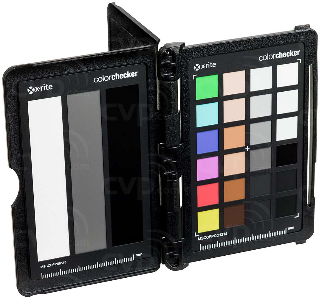 X-Rite MSCCPPVC (MS-CCPPVC) Colour Checker Passport Video Calibration Tool