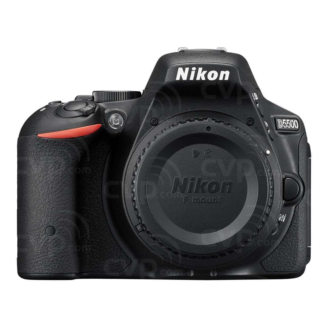 Nikon D5500 24.2 Megapixel DX-Format Digital SLR Camera Body Only