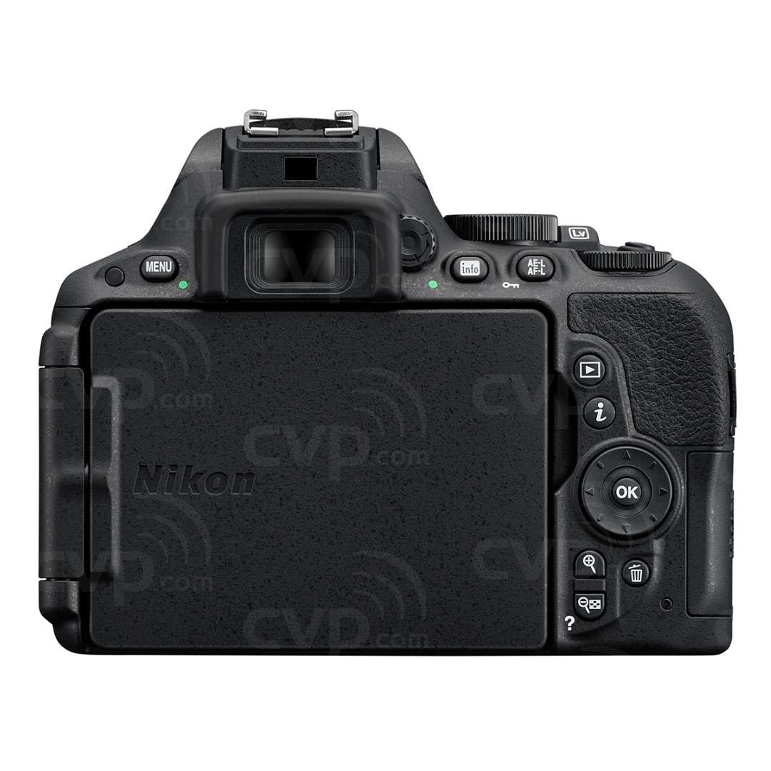 Nikon D5500 24.2 Megapixel DX-Format Digital SLR Camera in Black