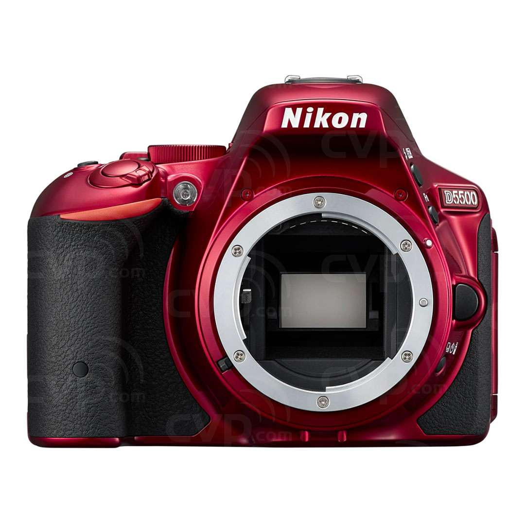 Nikon D5500 24.2 Megapixel DX-Format Digital SLR Camera Body Only