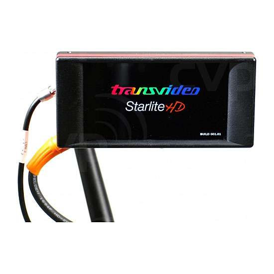 Transvideo 917TS0109 StarliteHD5 5 inch 3G-SDI OLED Touch Screen Monitor