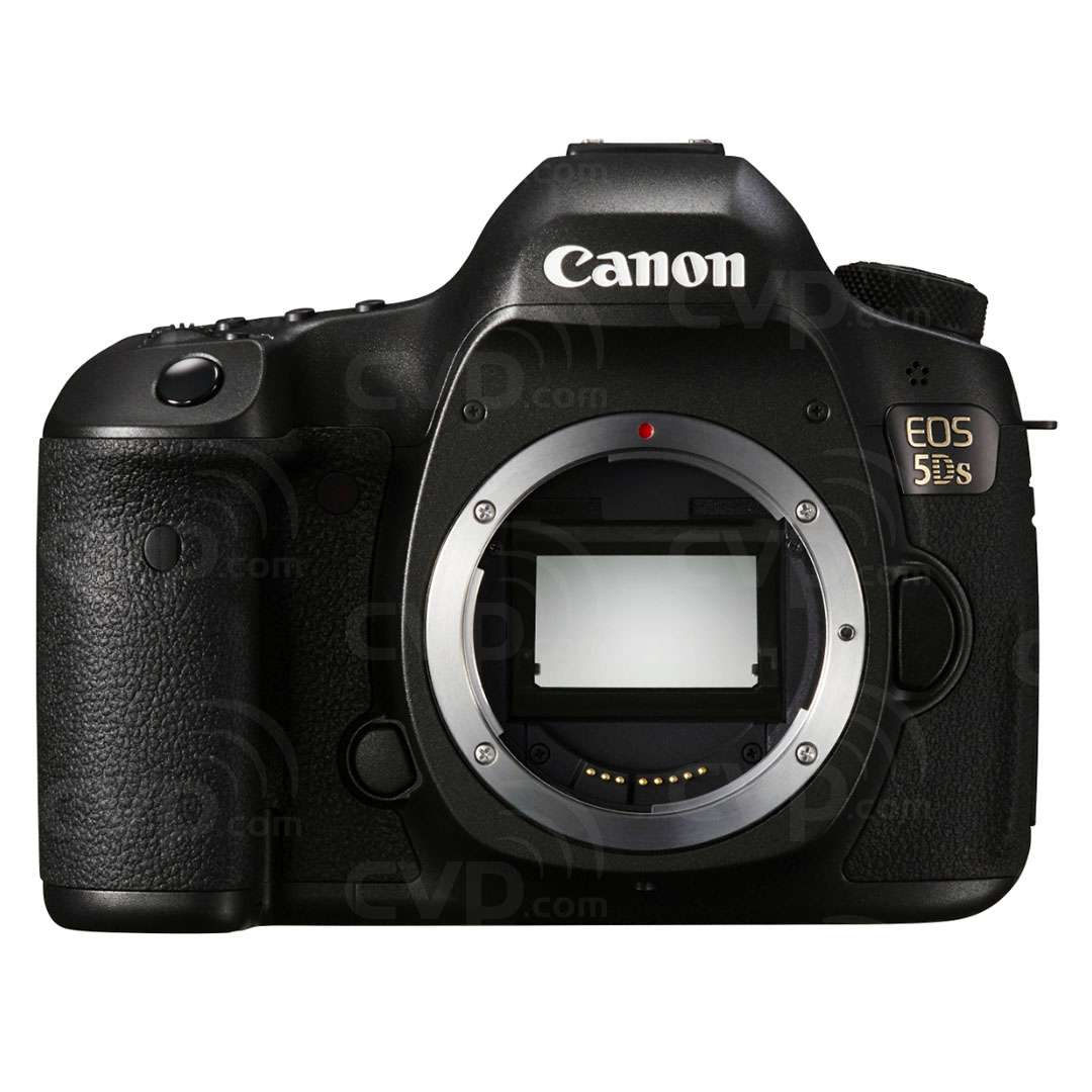 Canon EOS 5DS 50.6 Megapixel Full Frame Digital SLR Camera