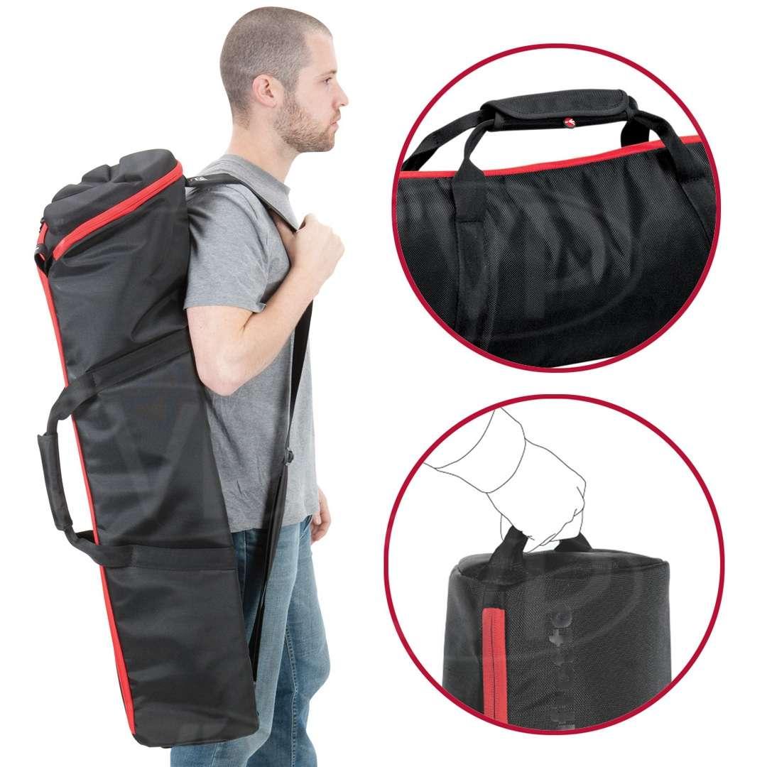 Manfrotto MB MBAG100PN (MB-MBAG-100PN) Padded Tripod Bag (100cm)
