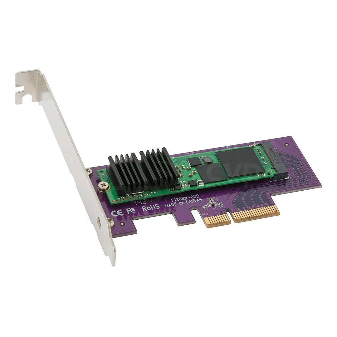 Sonnet SON-SSDPCIE1512-E (SONSSDPCIE1512E) Tempo PCIe Express SSD Card 512GB
