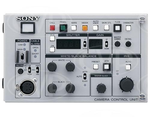 sony ccu tx50p u ccu tx50 ccutx50 camera control unit for use 0 sony