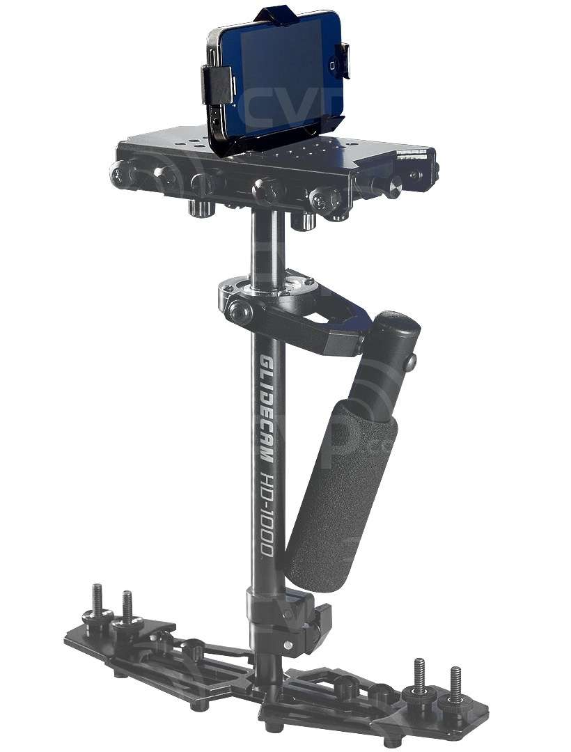 Glidecam iGlide Adapter for attaching an Apple iPhone 3G, 4G or 4S to the Glidecam XR-1000 iPhone NOT included
