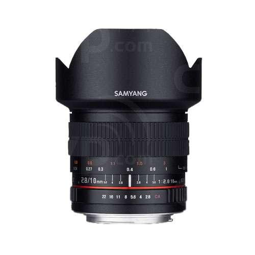 Samyang 10mm f2.8 ED AS NCS CS Ultra Wide Angle