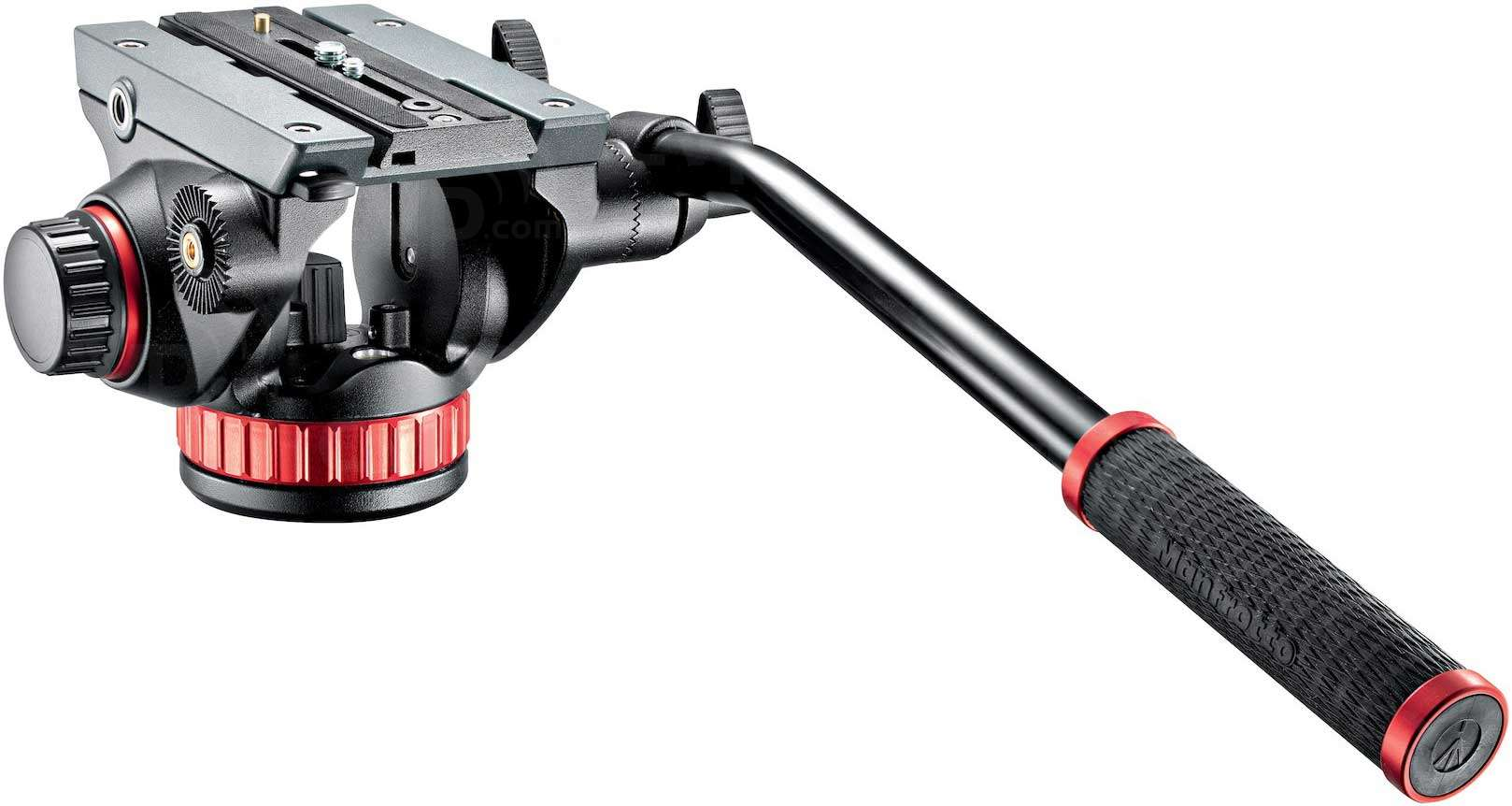 Manfrotto MVH502AH (MVH502AH) Pro Video Head Flat Base (medium size)