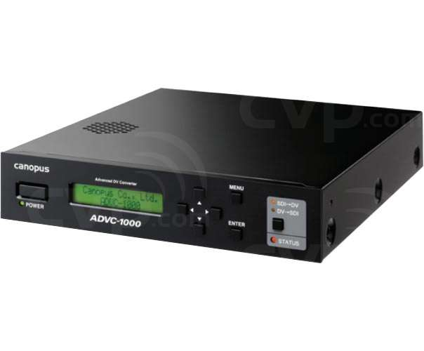 Canopus ADVC-1000 (ADVC1000) SDI/DV Bi-directional converter