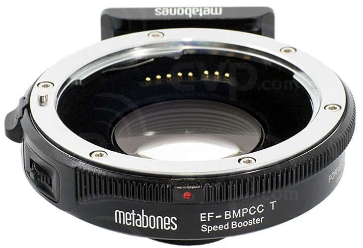 Metabones Canon EF Lens to BMPCC T Speed Booster (p/n
