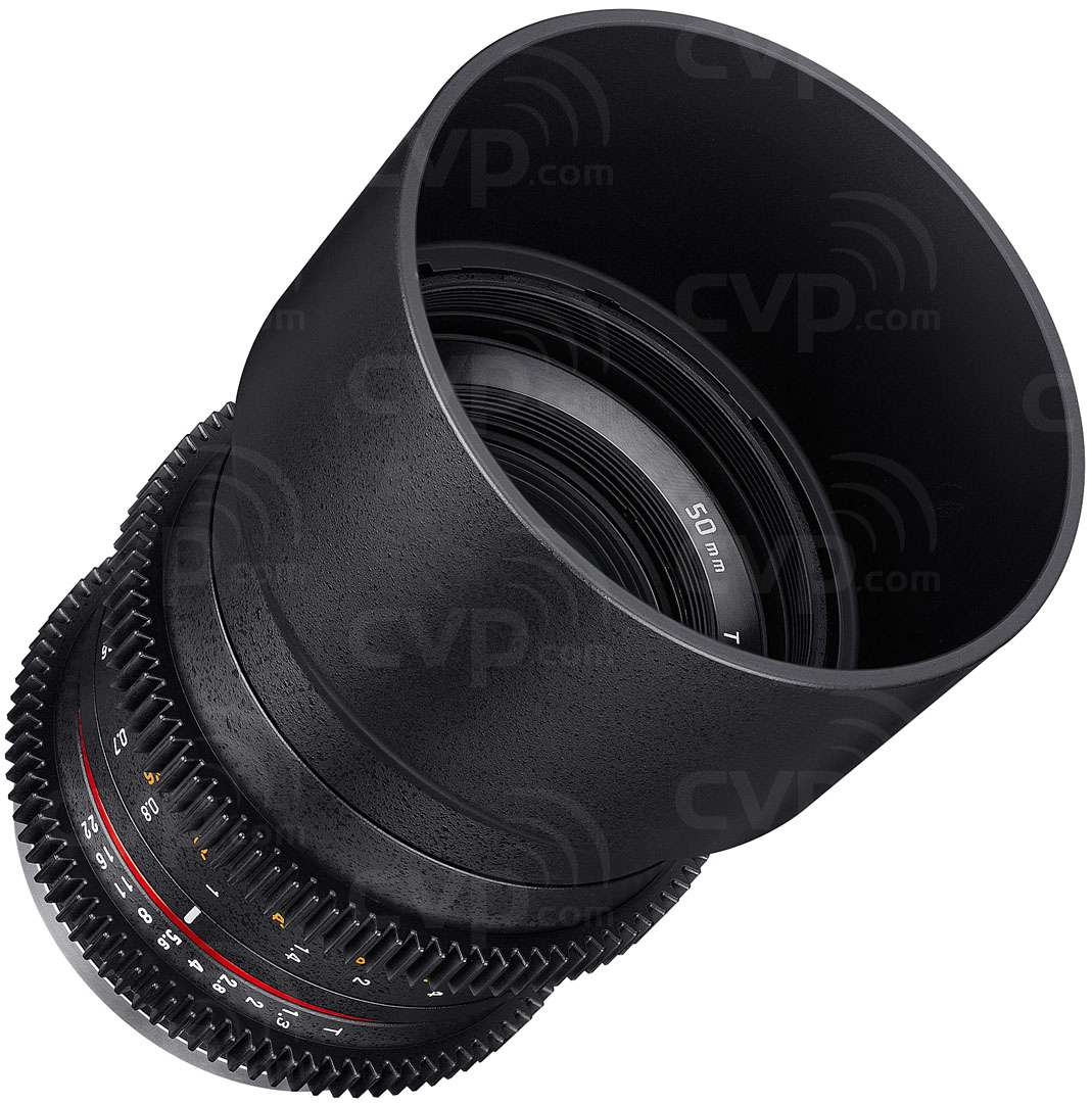 Samyang 50mm T1.3 AS UMC CS Cine Lens for Canon
