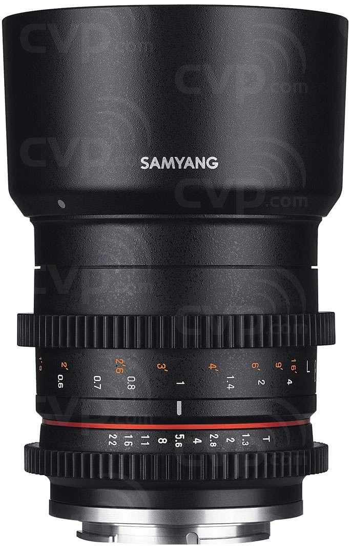 Samyang 50mm T1.3 AS UMC CS Cine Lens for Sony