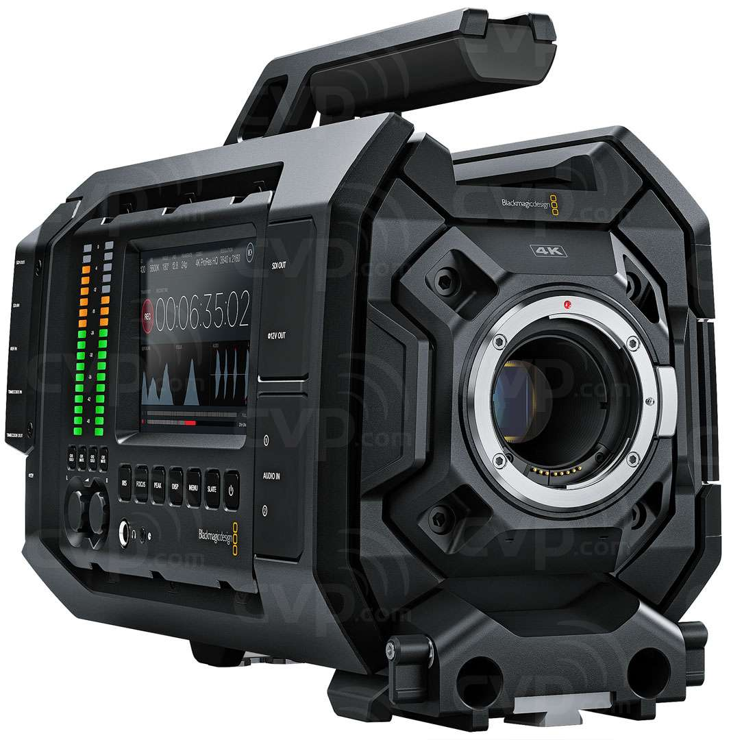 Blackmagic URSA EF Mount