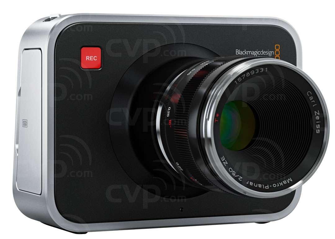 Blackmagic Design Production Camera 4K Super 35mm Cinema EF Mount ...