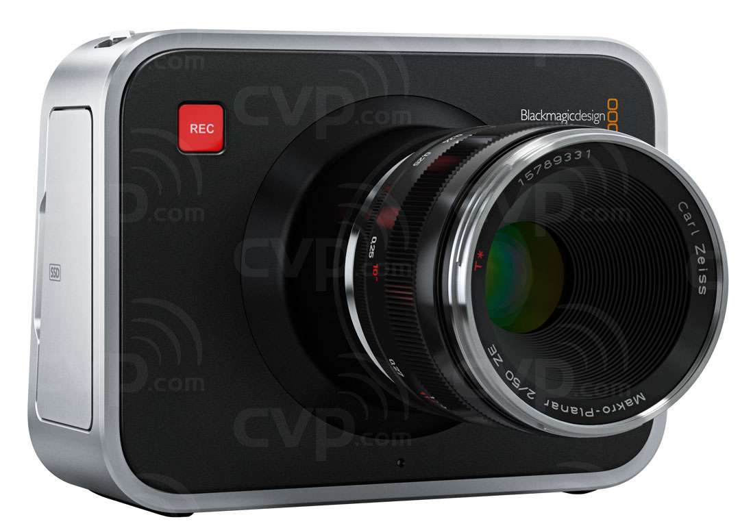 Blackmagic Production Camera 4K EF