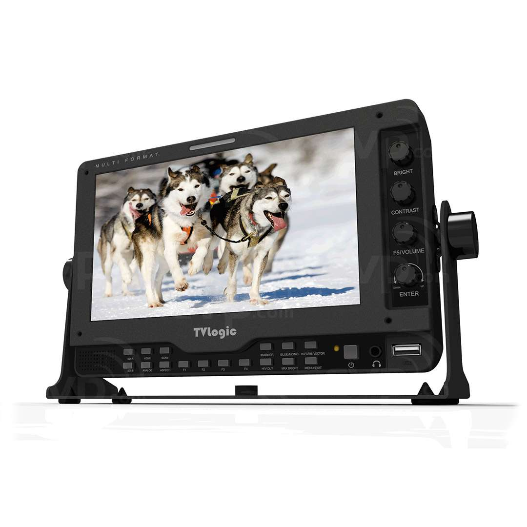 TV Logic LVM-075A (LVM075A) 7-inch Full HD Field Monitor with