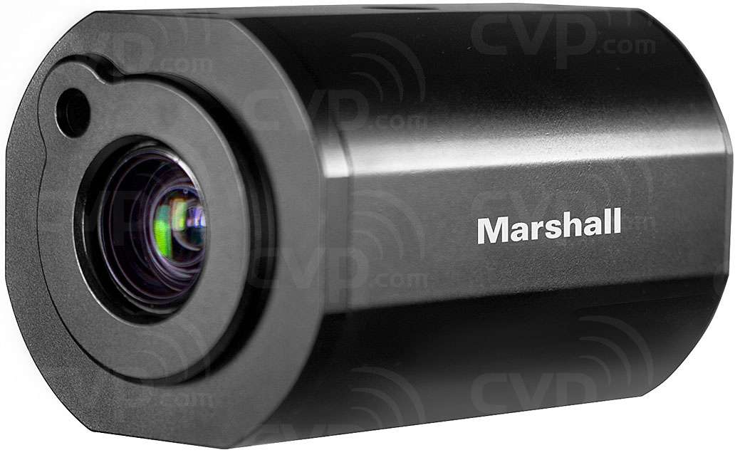 Marshall Electronics CV350-5X (CV3505X) 2.3MP Broadcast 5X Optical Zoom AF Compact Camera