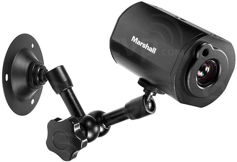 Marshall Electronics CV350-5X (CV3505X) 2.3MP Broadcast 5X Optical Zoom AF