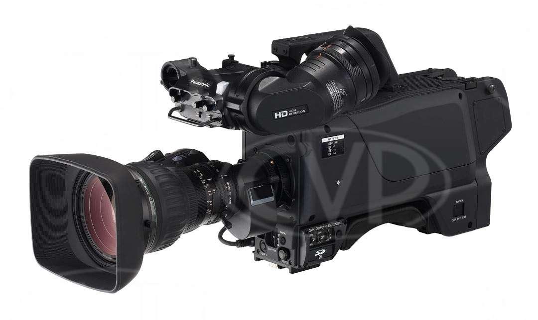 Panasonic AK-HC3800G (AK-HC3800G) 2/3-type 2.2-megapixel 3CCD HD Camera Head