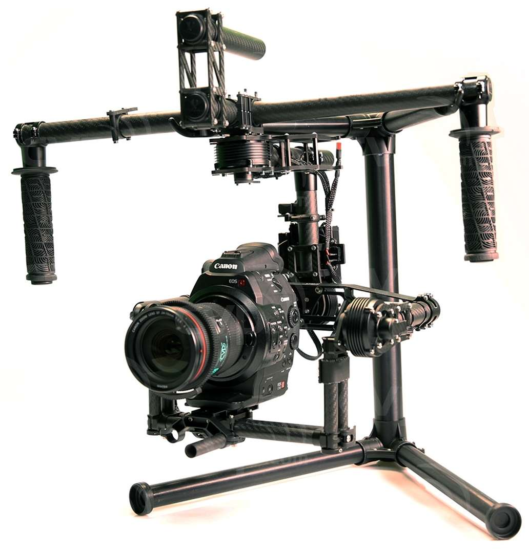 Freefly Movi M10 (With Handle Attached)