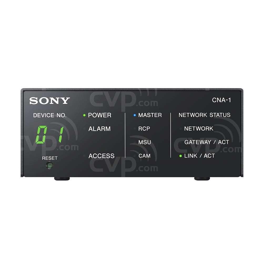 Sony System Camera 700-Protocol Gateway (CNA-1)  - Front
