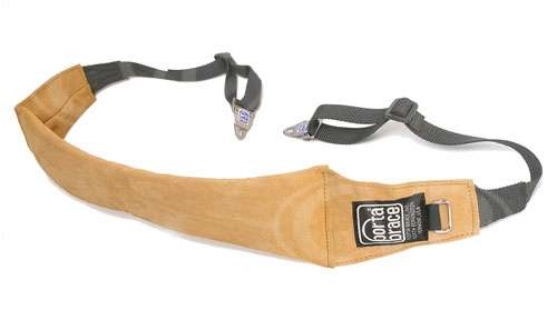 Portabrace HB-40 CAM-C (HB40) Heavy Duty Suede Camera Strap for