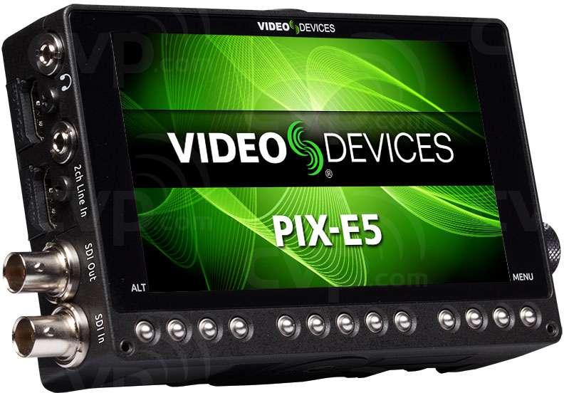 PIX-E5H 5-inch Monitor