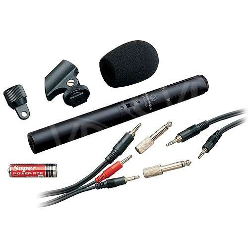 Audio Technica ATR6250 (ATR-6250) Dual unidirectional stereo condenser microphone (replaces