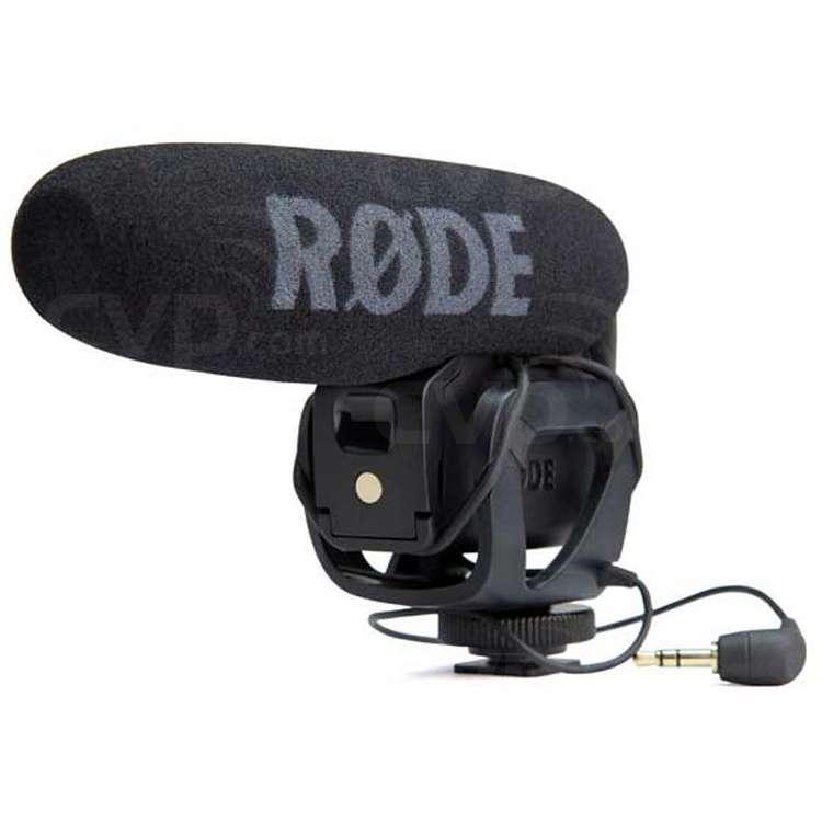 Rode VideoMic Pro - Compact Shotgun Microphone