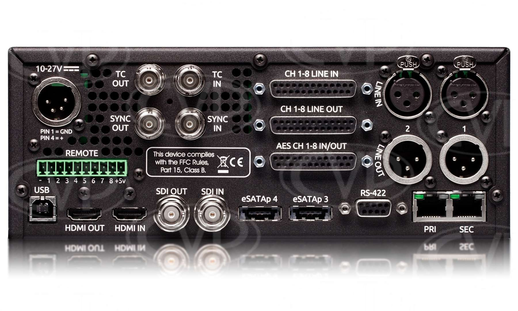 Sound Devices PIX 260i (PIX260i, PIX-260i) Portable Video Recorder with
