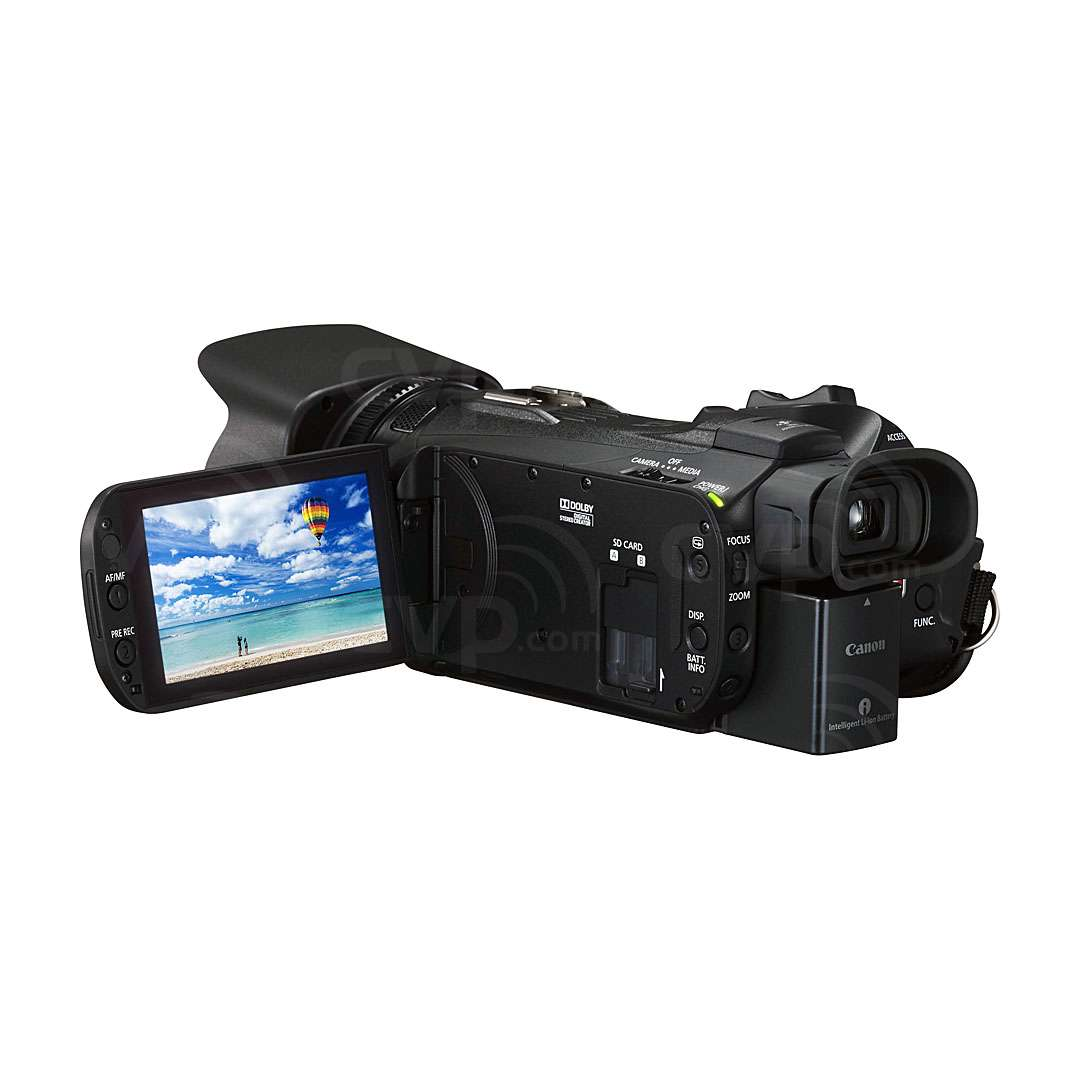 Canon Legria HF G40 Full HD AVCHD Camcorder with 20x