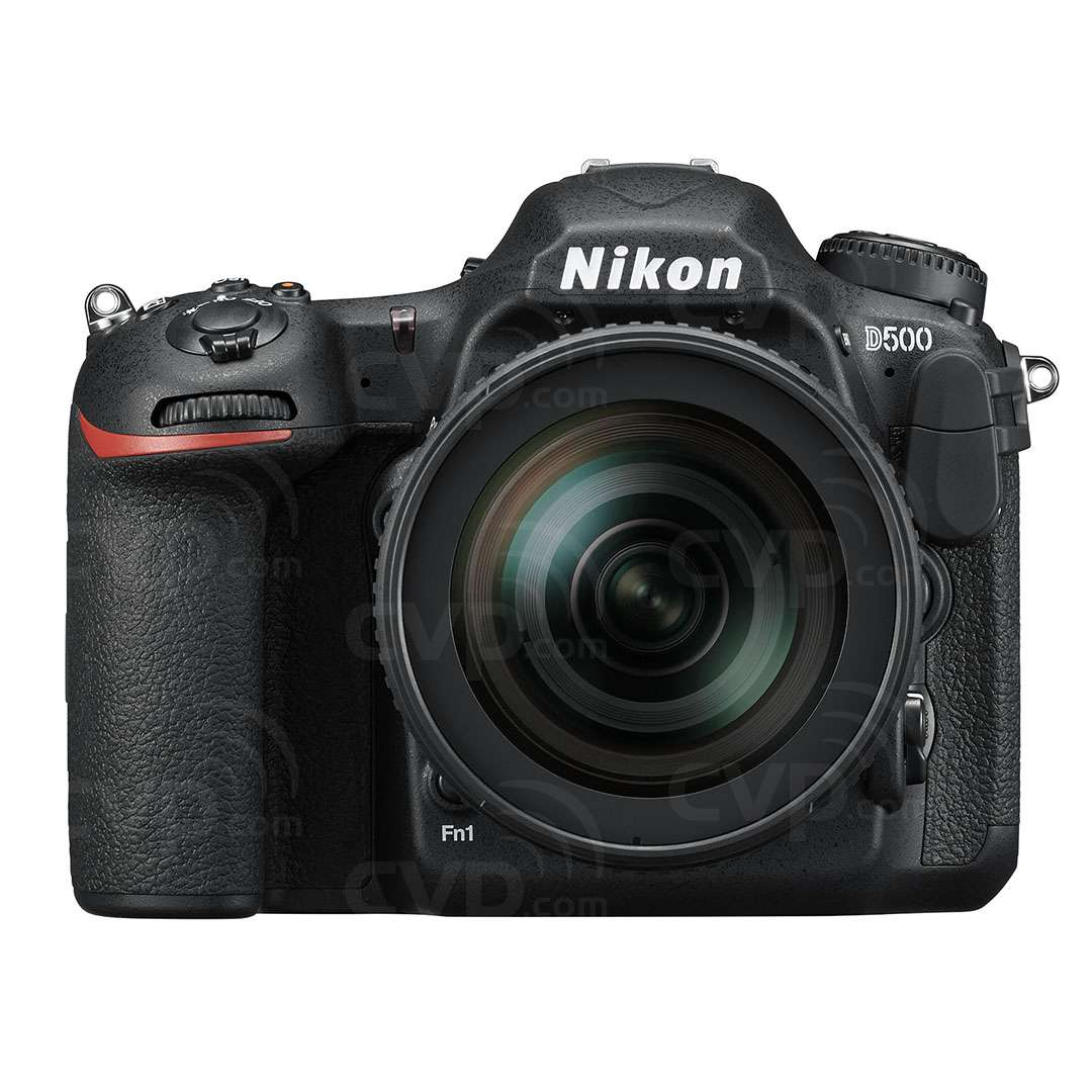 Nikon D500 20.9 Megapixel APS-C Digital SLR Camera with Nikkor