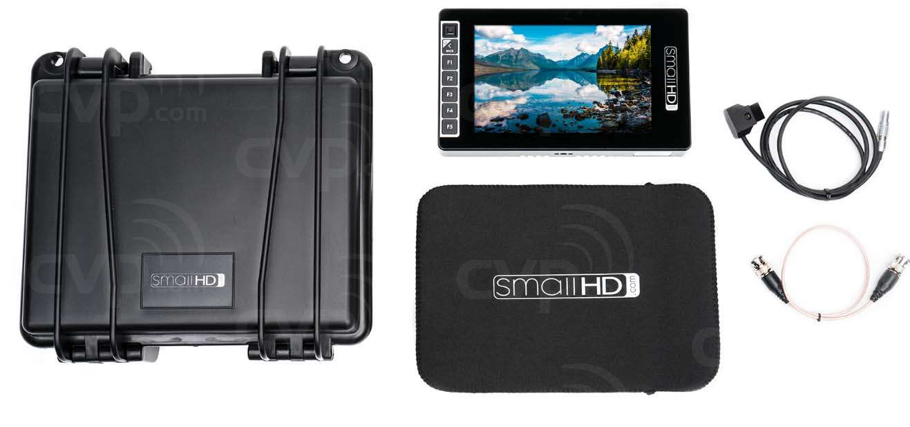 SmallHD 703 Ultra Bright Bundle