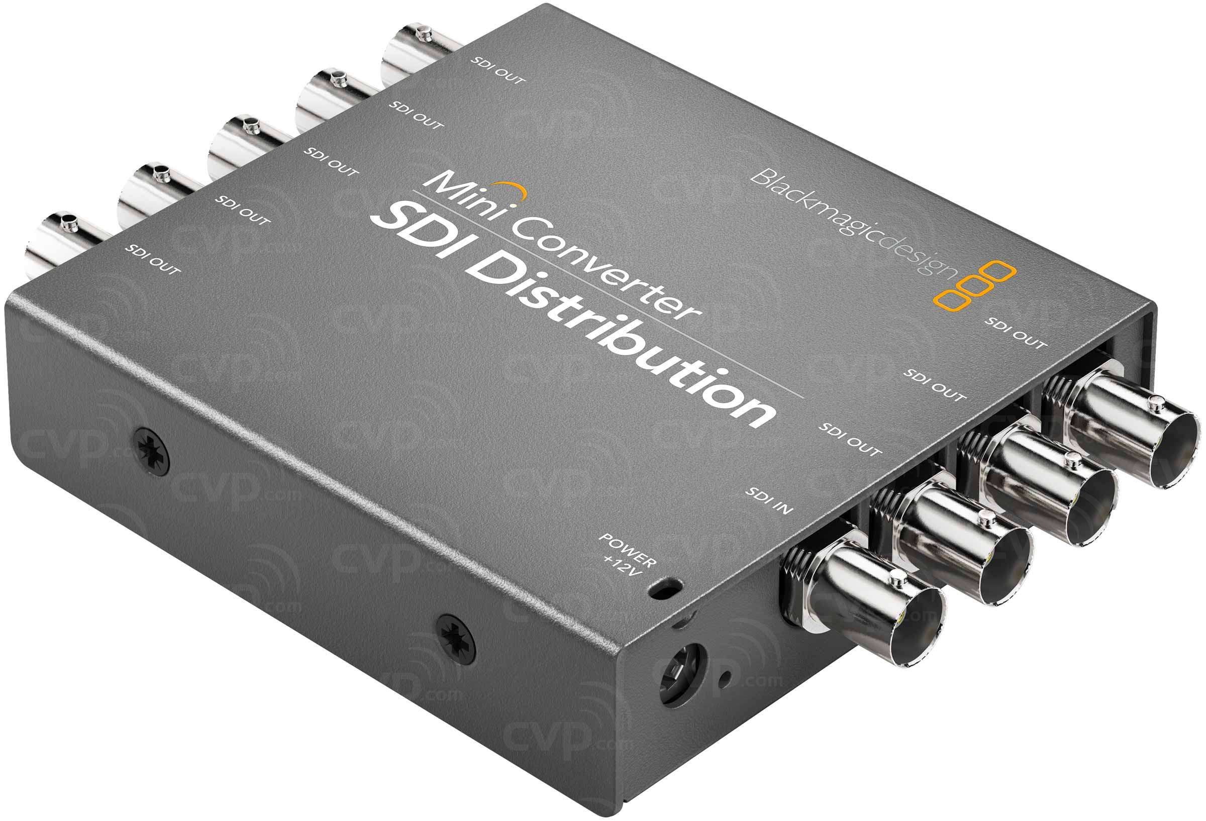 Blackmagic Design SDI Distribution (BMD-CONVMSDIDA)