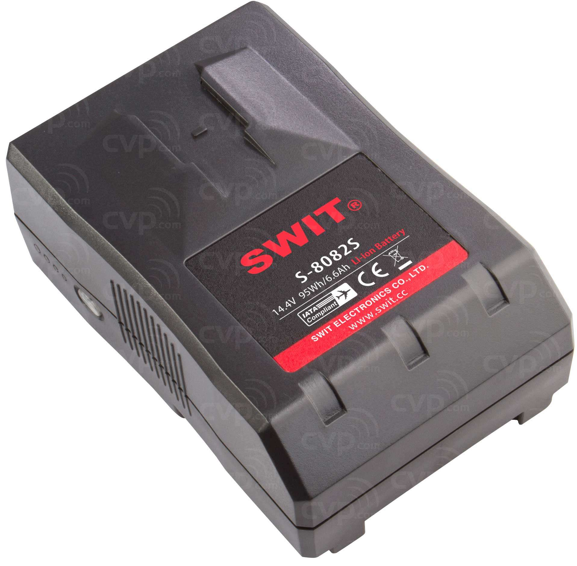 Swit Electronics S-8082S (S8082S) V-Mount Camera Battery with D-TAP (