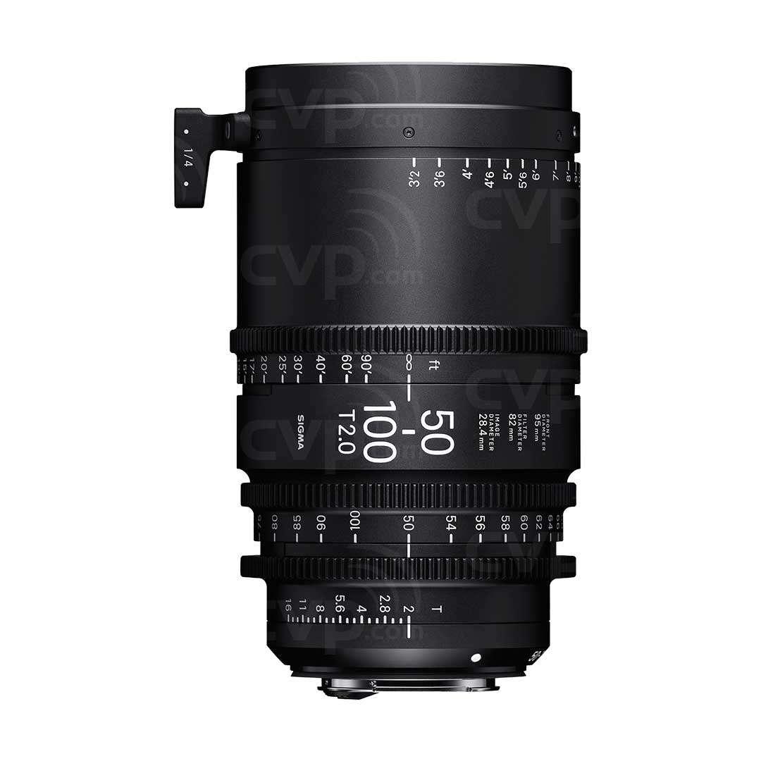 Sigma 50-100mm Cine Zoom