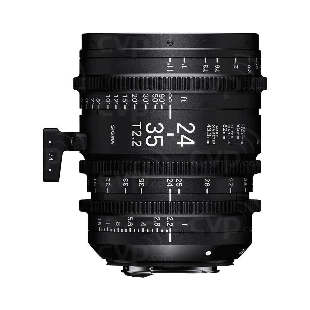 Sigma 24-35mm Cine Zoom