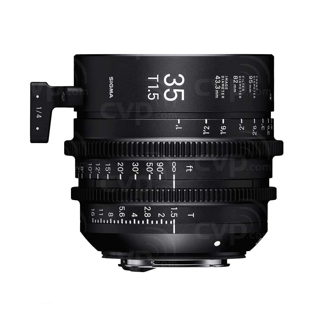 Sigma 35mm Cine Prime