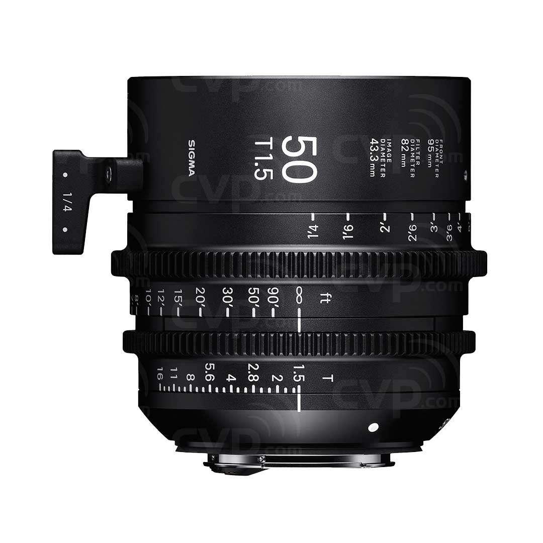 Sigma 50mm Cine Prime