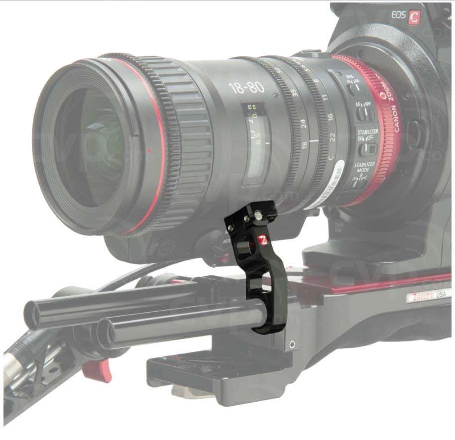 Zacuto Z-18C Lens Support