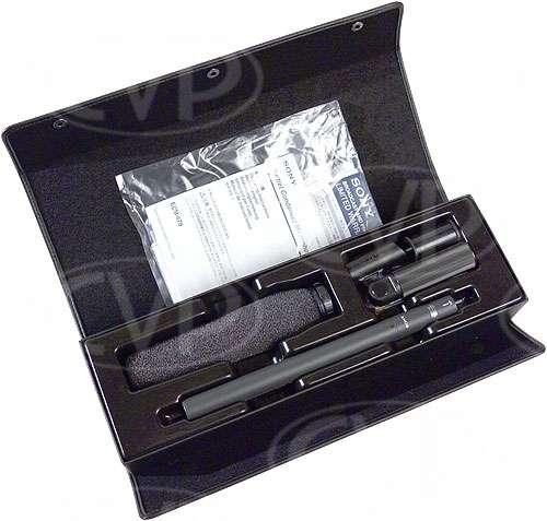 Sony ECM-678 (ECM678) Electret Shotgun Super-Cardioid Condenser Microphone
