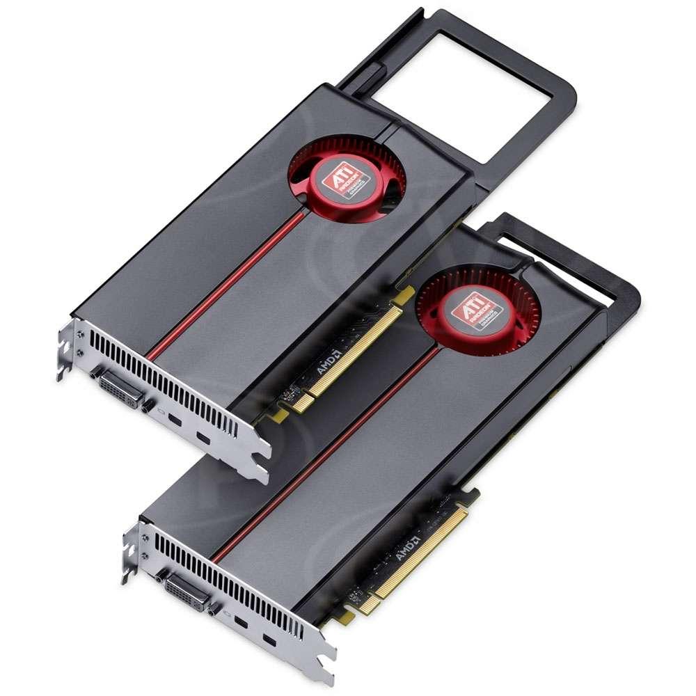 ATI Radeon HD 5770 1GB Graphics Upgrade Kit for Mac Pro Mid 2010 (MC742ZM/A)