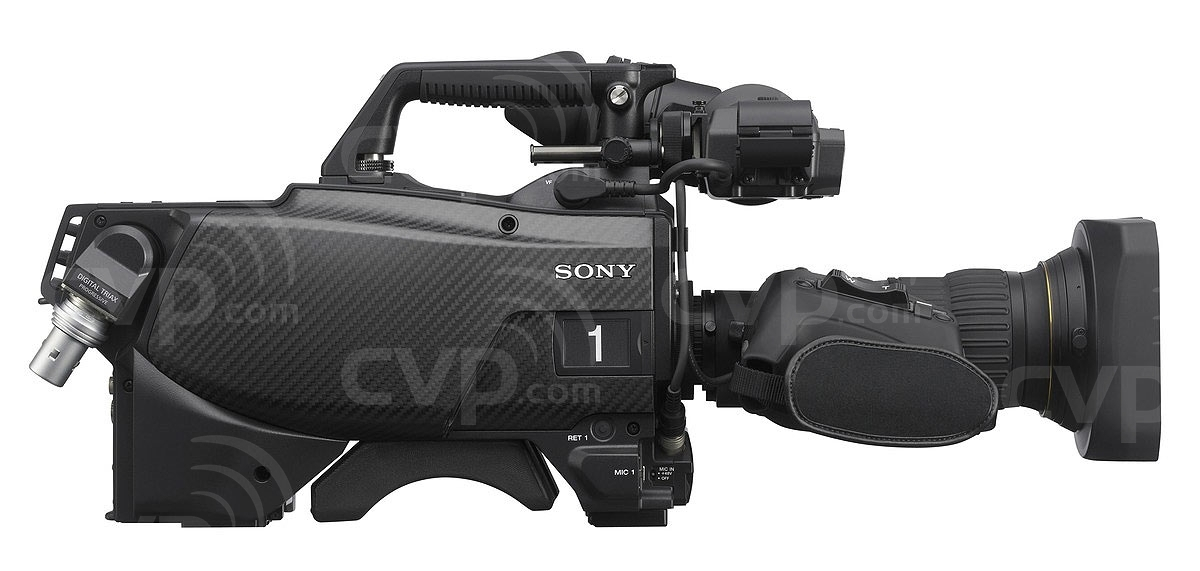 Sony HDC-2570 (HDC2570) Multi-format HD portable system camera with digital