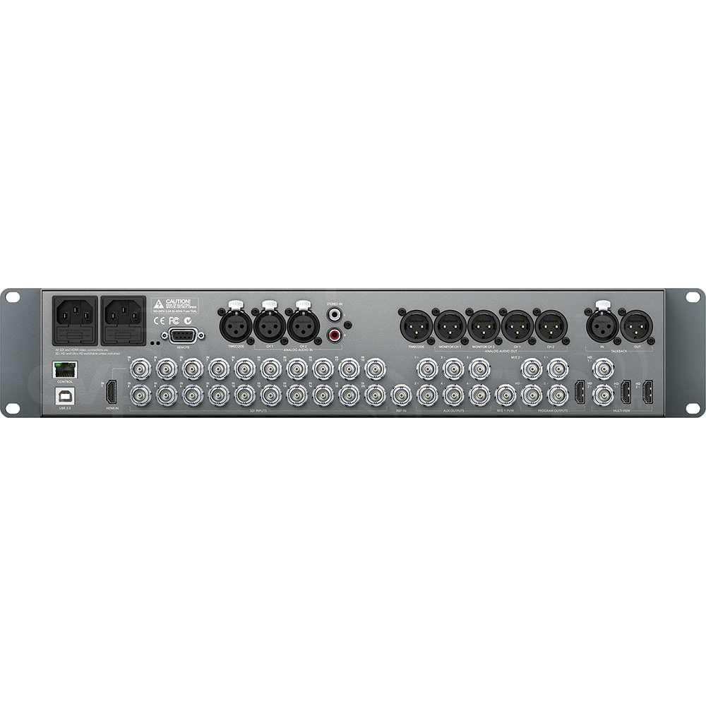 Blackmagic ATEM 2 M/E 4K Live Production Switcher (BMD-SWATEMPSW2ME4K)