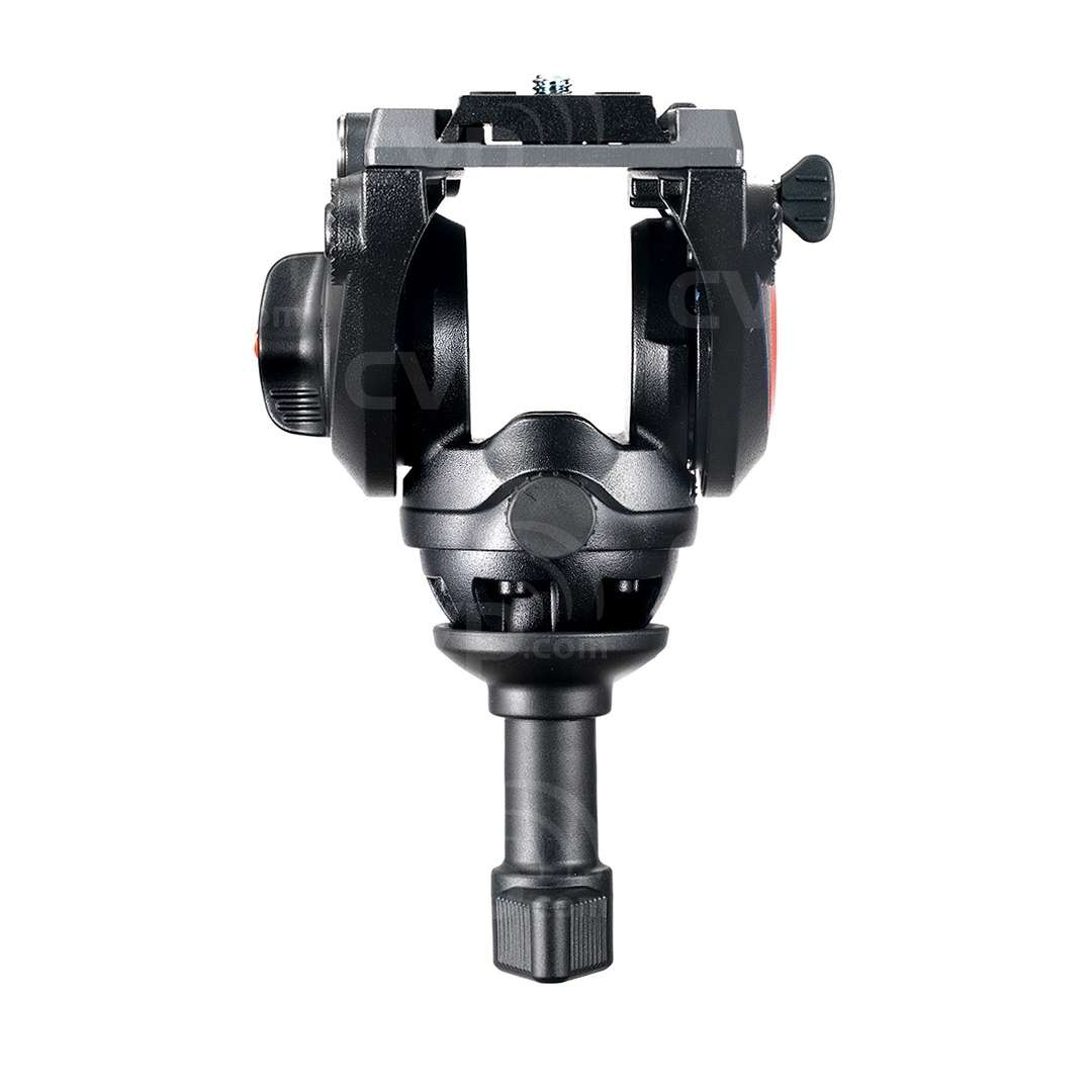 Manfrotto MVH500A (MVH500A) Lightweight Fluid Video Head - 60mm Half