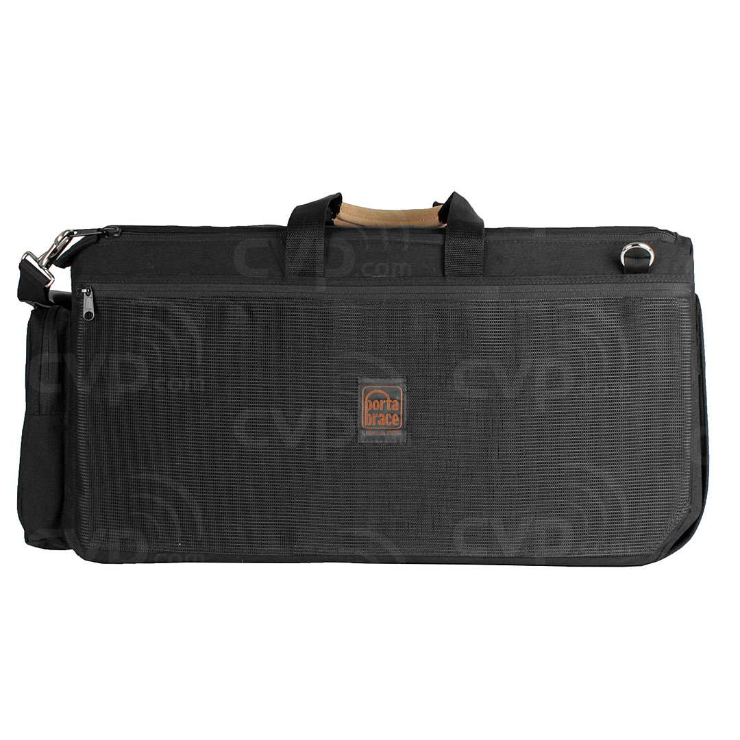 Portabrace CAR-4CAM (CAR4CAM) Camcorder case designed to fit Pro Video Cameras up to 21.75 inch long