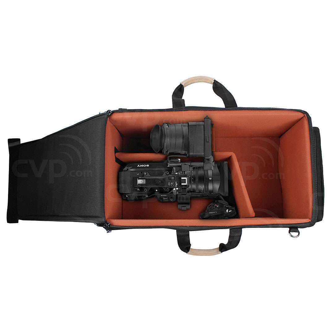 Portabrace CAR-4CAM (CAR4CAM) Camcorder case designed to fit Pro Video
